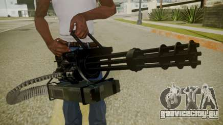 Atmosphere Minigun v4.3 для GTA San Andreas