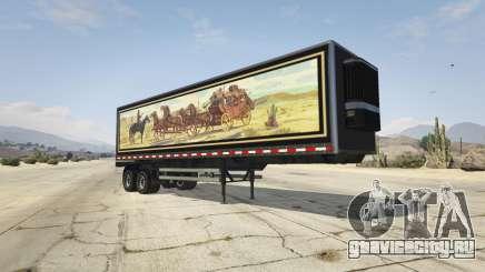 Smokey and the Bandit Trailer для GTA 5