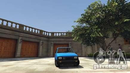 Ваз 1111 Ока для GTA 5