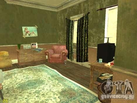 Квартира из GTA IV для GTA San Andreas второй скриншот