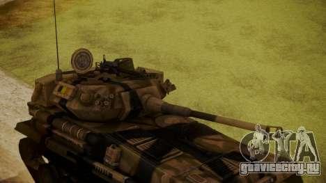 Alvis FV101 Scorpion для GTA San Andreas вид справа