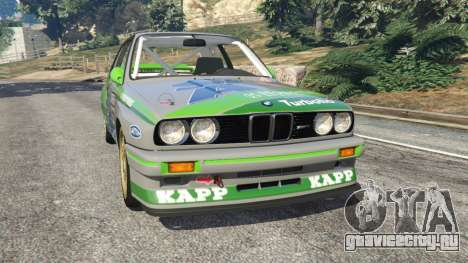 BMW M3 (E30) 1991 [Honoris] v1.2 для GTA 5