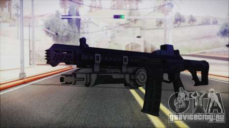 SOWSAR-17 Type G Assault Rifle with Grenade для GTA San Andreas