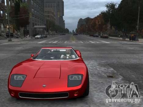 GTA 5 Monore Imporeved для GTA 4 вид справа