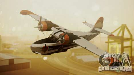 Grumman G-21 Goose N79901 для GTA San Andreas