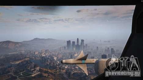 AH-1Z Viper для GTA 5 седьмой скриншот