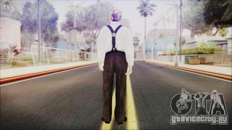 Tommy Angelo Mafia 2 для GTA San Andreas третий скриншот