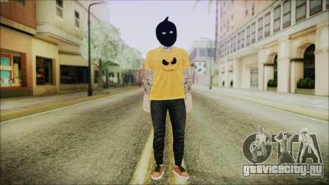 DLC Halloween GTA 5 Calabaza для GTA San Andreas второй скриншот