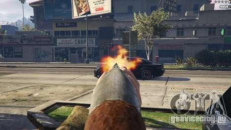 Remington 870e для GTA 5 шестой скриншот