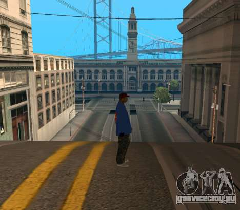 Super Emmet для GTA San Andreas второй скриншот