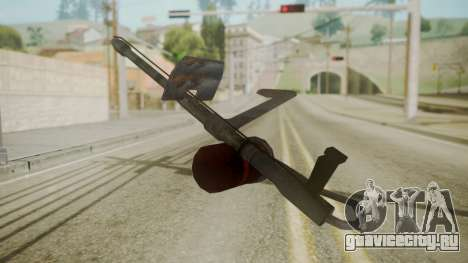 GTA 5 Flame Thrower для GTA San Andreas второй скриншот