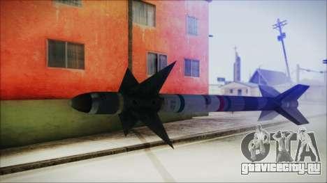 AIM9 Missile для GTA San Andreas