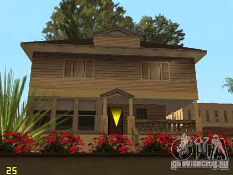 Квартира из GTA IV для GTA San Andreas седьмой скриншот
