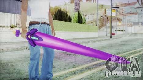 Gehaburn - Hyperdimension Neptunia MK2 для GTA San Andreas второй скриншот