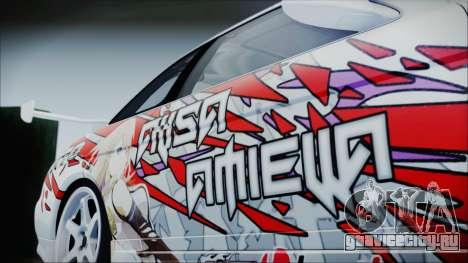 Lexus SC300 Edit для GTA San Andreas вид справа