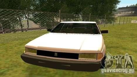 АЗЛК 2141 Бродяга для GTA San Andreas