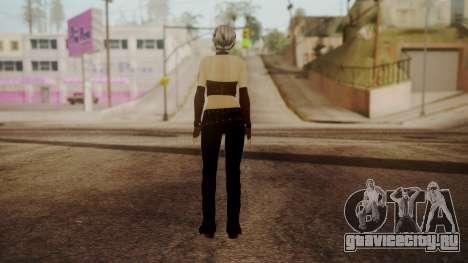 Jennifer для GTA San Andreas третий скриншот