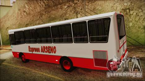 Mercedes-Benz OHL 1320 Linea 514 Expreso Arseno для GTA San Andreas вид слева