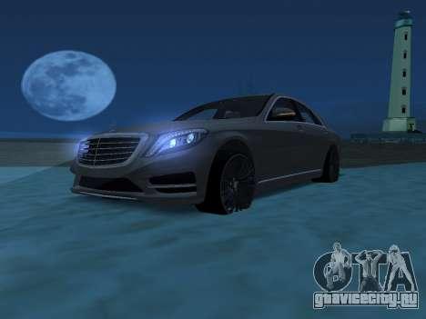 ENB Series [MEDIUM PC] для GTA San Andreas седьмой скриншот