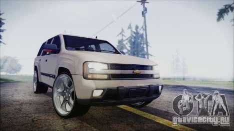 Chevrolet Triblazer для GTA San Andreas