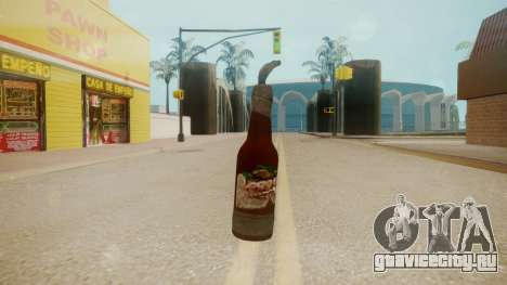GTA 5 Molotov Cocktail для GTA San Andreas третий скриншот