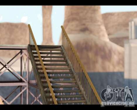 Queenshit Graphic 2015 для GTA San Andreas четвёртый скриншот