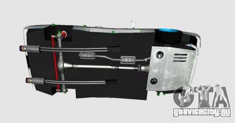 Elegy DRIFT KING GT-1 для GTA San Andreas вид справа