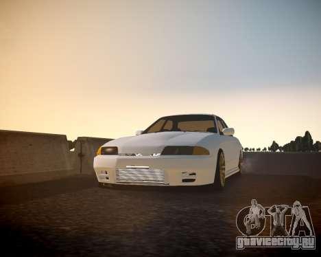 Nissan Skyline ER32 для GTA 4