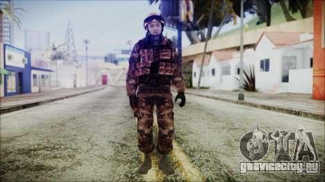 Chinese Army Desert Camo 2 для GTA San Andreas второй скриншот