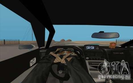 Elegy DRIFT KING GT-1 для GTA San Andreas вид сзади