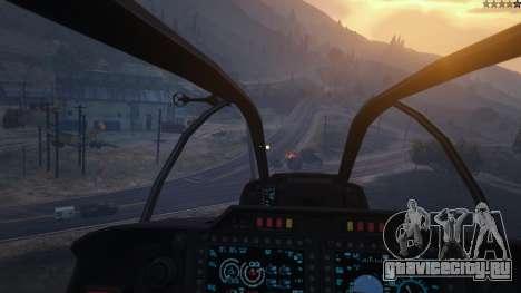 AH-1Z Viper для GTA 5 восьмой скриншот