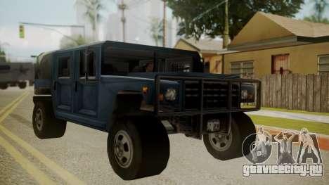 Patriot III для GTA San Andreas