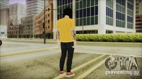 DLC Halloween GTA 5 Calabaza для GTA San Andreas третий скриншот
