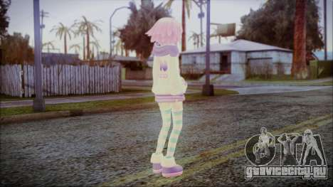 Neptune Re Birth [Hyperdimension Neptunia] для GTA San Andreas третий скриншот
