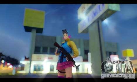Oppai Boing Boing ENB для GTA San Andreas пятый скриншот