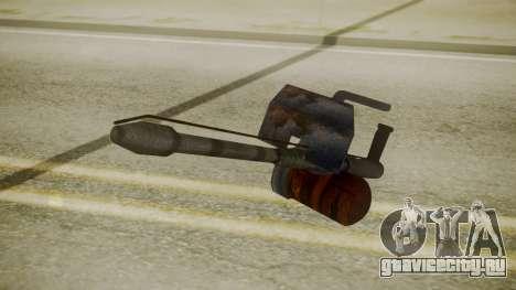GTA 5 Flame Thrower для GTA San Andreas третий скриншот