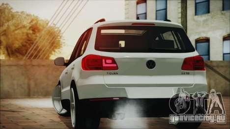 Volkswagen Tiguan Vossen Edition для GTA San Andreas