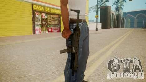 GTA 5 MP5 для GTA San Andreas третий скриншот