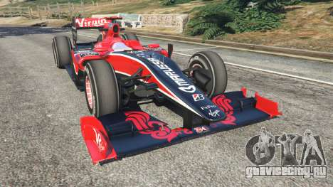 Virgin VR-01 [Тимо Глок] v1.1 для GTA 5