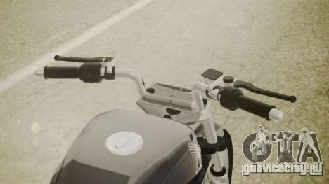 Honda Titan CG150 Stunt для GTA San Andreas вид справа