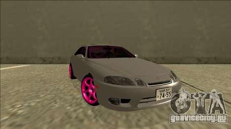 Lexus SC 300 Drift для GTA San Andreas вид справа