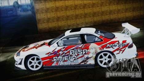Lexus SC300 Edit для GTA San Andreas вид слева