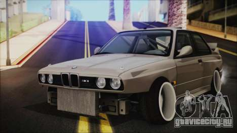 BMW M3 E30 Camber для GTA San Andreas