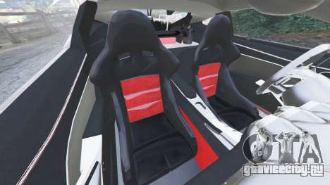 Ferrari F12 Berlinetta [LibertyWalk] v1.2 для GTA 5