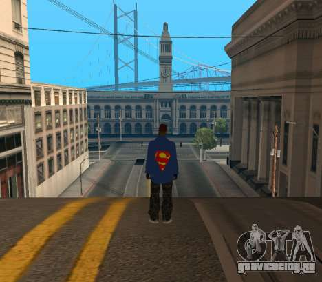 Super Emmet для GTA San Andreas третий скриншот