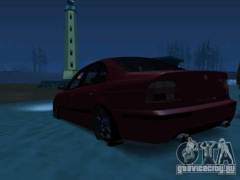 ENB Series [MEDIUM PC] для GTA San Andreas пятый скриншот
