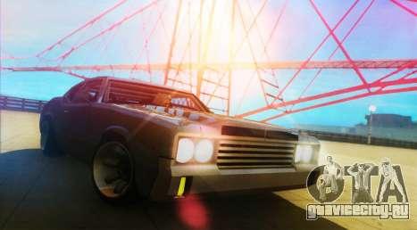 Sabre Race Edition для GTA San Andreas