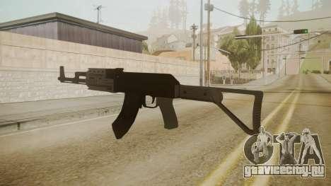 GTA 5 AK-47 для GTA San Andreas третий скриншот