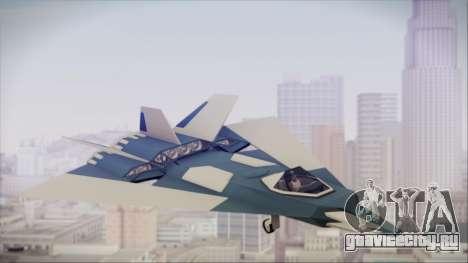 Chuckup BlackBird для GTA San Andreas
