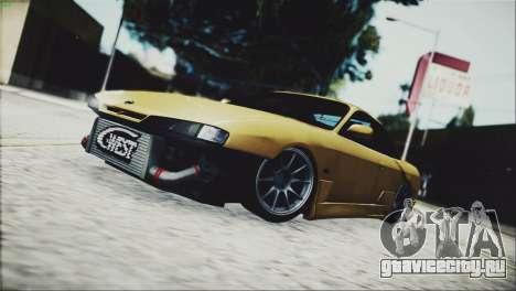 Nissan Silvia s14 by TheFlem для GTA San Andreas